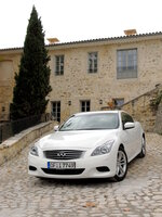 Wallpaper Infiniti G Coupe